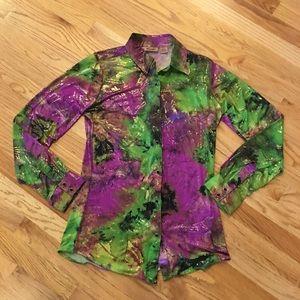 Wrangler Fancy Snap Western Shirt